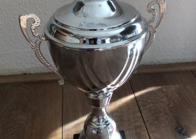 Wisselbeker 1e prijs Publieksjury
